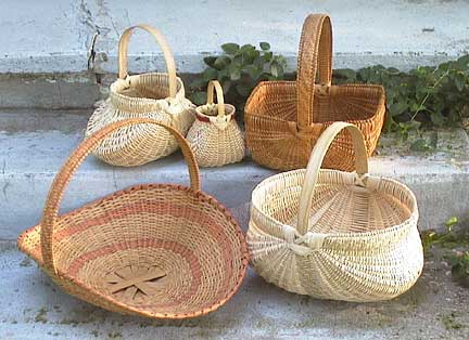 White Oak Baskets